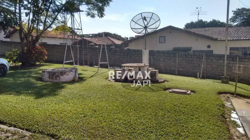 chácara  3 dormitórios à venda, 1600 m² por r$ 1.600.000 - medeiros - jundiaí/sp - ch0070