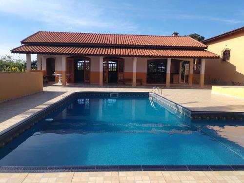 chácara 3.600 mts ibiúna sede, salão de festa e piscina !!!!