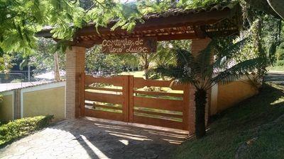 chácara 4.000 m²  represa  condomínio fechado  /  ch-140