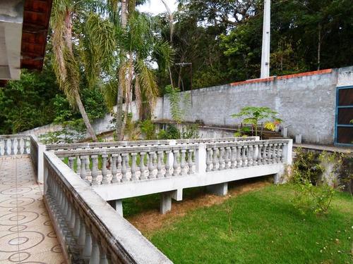 chácara 7.500 m² em santa isabel. aceita permuta