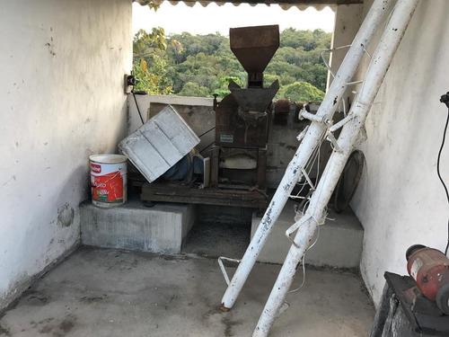 chácara 87.000m² - porteira fechada à venda. esmeraldas/mg - ibh952