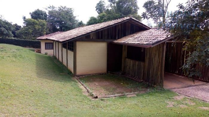 chácara a venda em jarinu com 2 casas