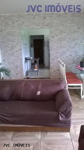 chácara a venda em mogi das cruzes, biritiba ussu, 3 dormitórios, 1 suíte, 1 banheiro, 3 vagas - 10031