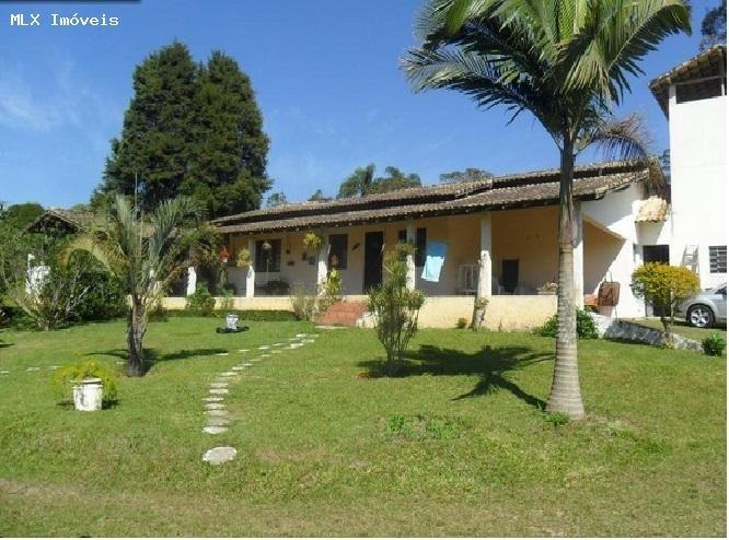 chácara a venda em mogi das cruzes, biritiba ussu, 3 dormitórios, 1 suíte, 3 banheiros, 20 vagas - 847