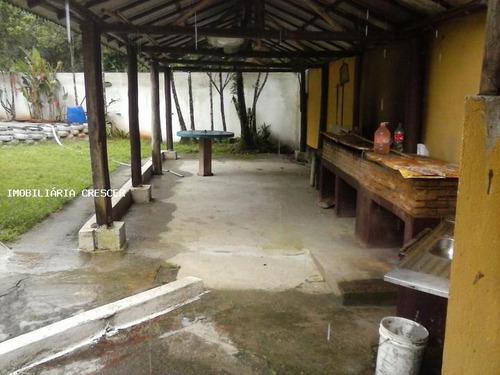 chácara a venda em mogi das cruzes, taiacupeba, 4 dormitórios, 2 suítes, 3 banheiros, 12 vagas - r001