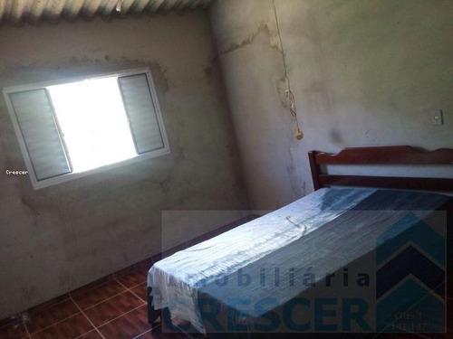 chácara a venda em salesópolis, barra, 2 dormitórios, 1 banheiro - r004