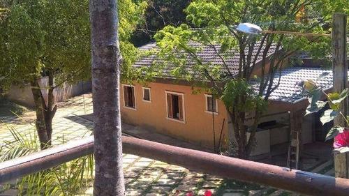 chácara a venda em são josé dos campos, capuava 2, 2 dormitórios, 1 suíte, 3 banheiros, 10 vagas - 526163