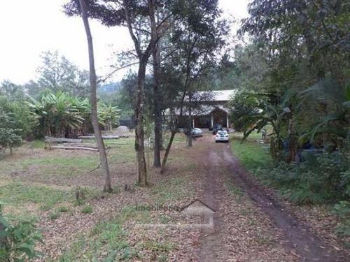 chácara a venda em são josé dos campos, jardim torão de ouro, 2 dormitórios, 1 suíte, 1 banheiro, 10 vagas - 526043