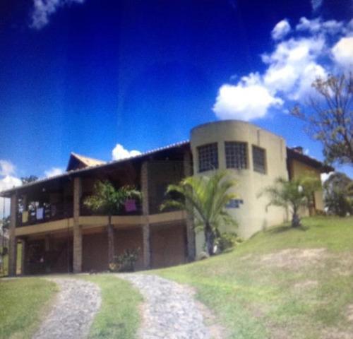 chácara a venda, guararema, 3 dormitórios, 1 suíte, 3 banheiros, 99 vagas - s003