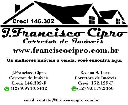 chácara a venda no bairro bom retiro em guaratinguetá - sp.  - ch136-1