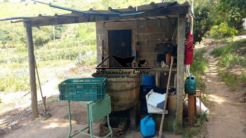 chácara a venda no bairro marambaia em guaratinguetá - sp.  - ch128-1