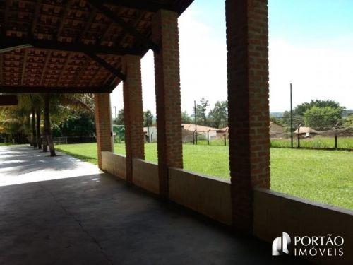 chácara á venda zona rural - 4333