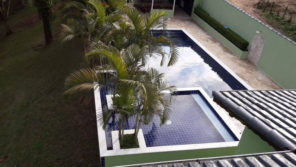 chácara aluguel temporada com piscina em são bernardo