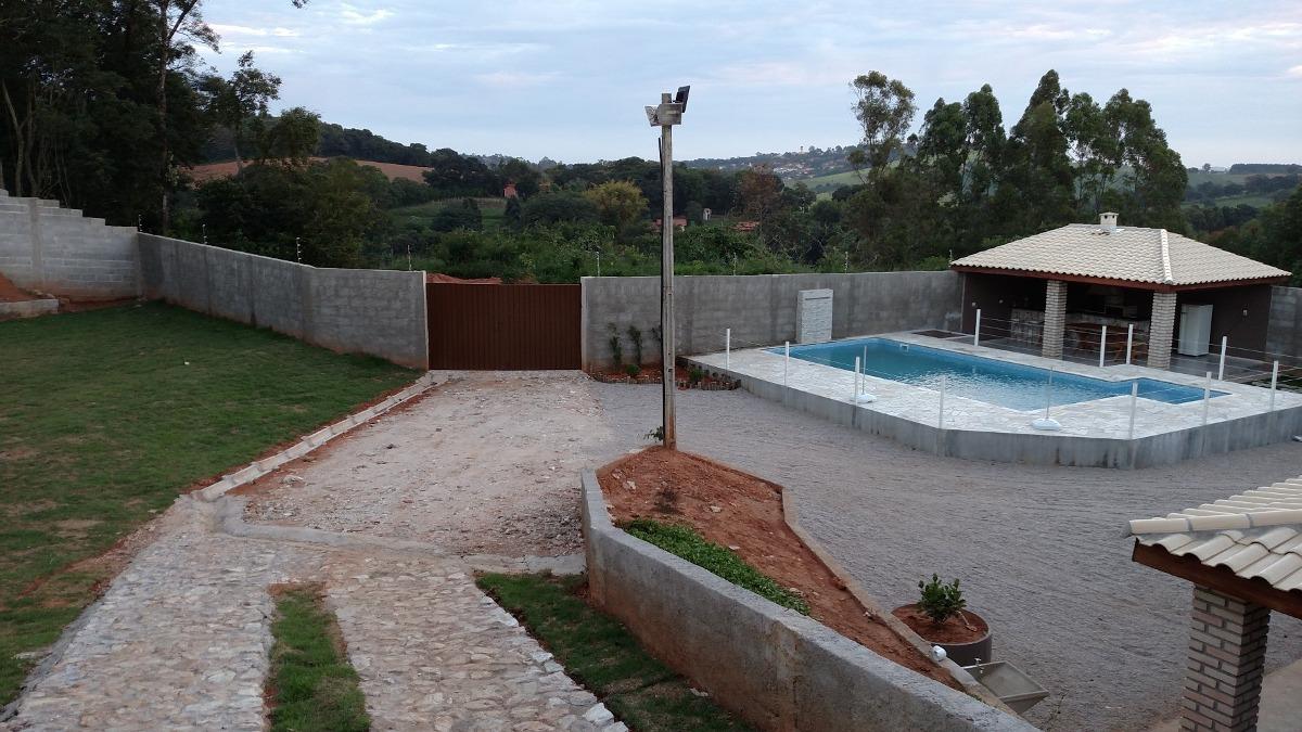 chacara aluguel temporada sitio feriado piscina