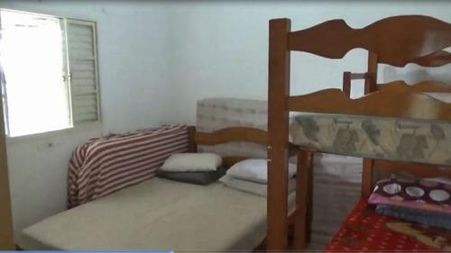 chácara área total 4.250 m² chácara casa com 02 dormitórios.