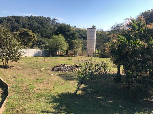 chácara área total 4.800 m², ótima localização-mairinque.