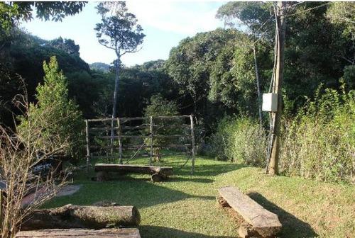 chácara bem localizada com lindo bosque