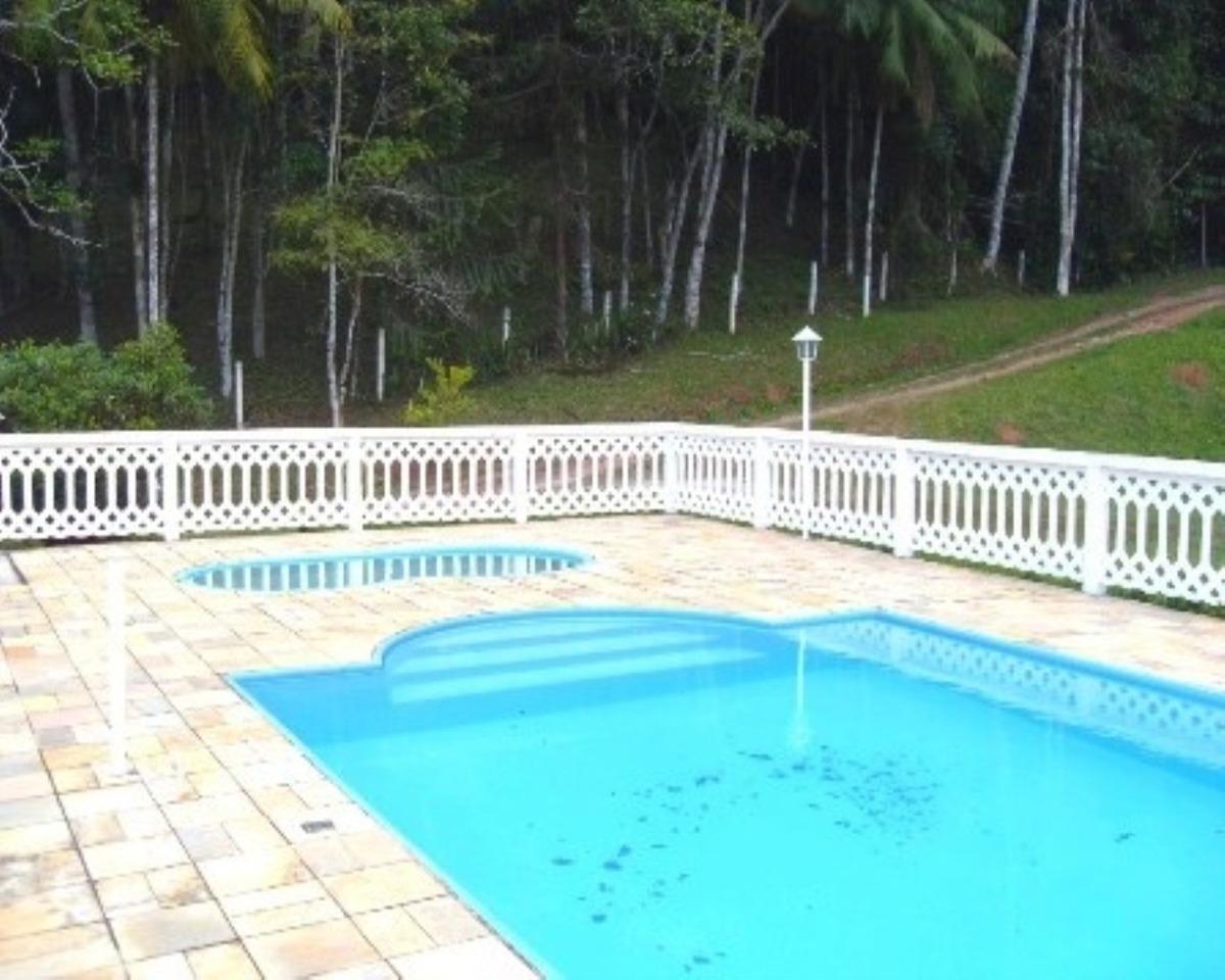 chácara bem localizada à venda em juquitiba-sp! - 183 - 32982519