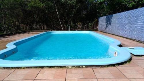 chácara c/ 2 piscinas e churrasqueira na praia, itanhaém-sp!