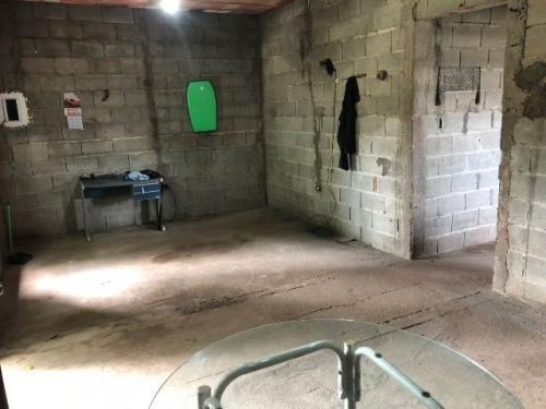 chácara c/ 2 quartos no parque vergara, itanhaém-sp! confira