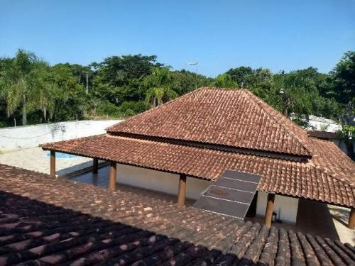chácara c/ 4 dorm. e piscina na praia, itanhaém! ref 4256-p