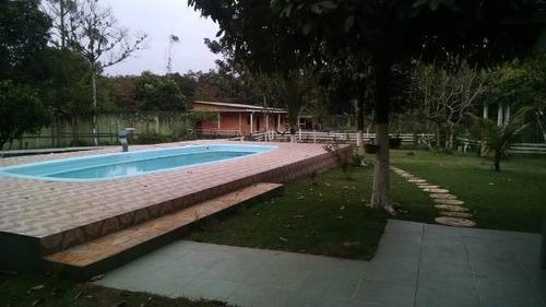 chácara c/ 9 quartos, 5 wc e piscina! itanhaém - ref 4437-p