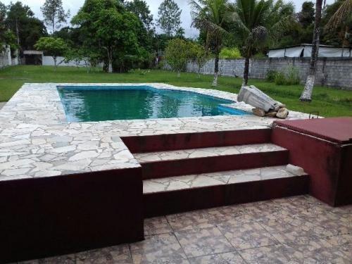 chácara c/ piscina e 6 suítes em itanhaém-sp! ref 4139-p