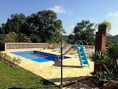 chácara c piscina em condomínio de alto padrão! ibiúna.
