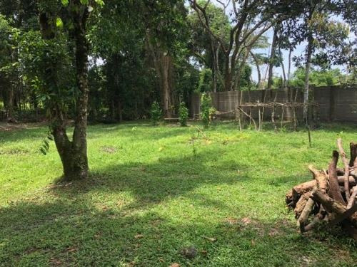 chácara c/ terreno de 2000 m² no parque vergara, itanhaém-sp