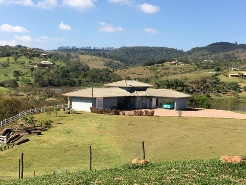 chacara - casa térrea - condomínio joaquim egídio - ch0061