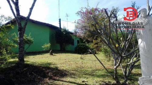 chacara - centro - ref: 4956 - v-4956
