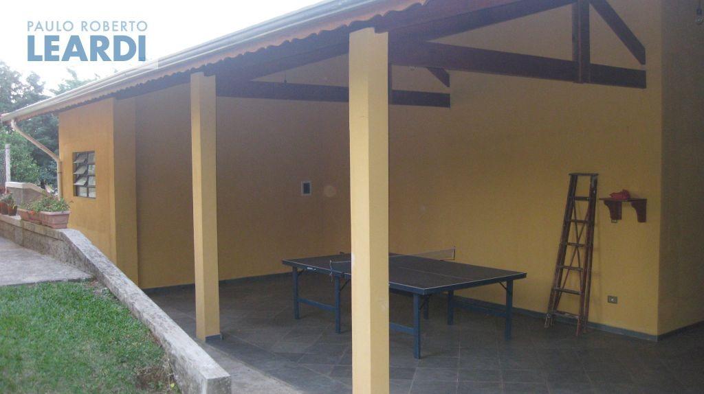chacara centro - vargem - ref: 528299