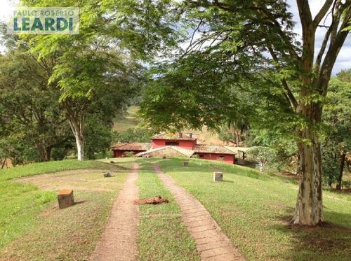 chacara chácara eldorado - santa isabel - ref: 445483