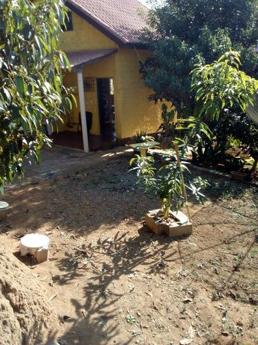 chácara - chalé em monteiro lobato com pomar
