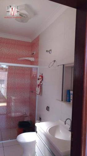 chácara com 02 dormitórios à venda, 550 m² por r$ 350.000 - rural - socorro/sp - ch0464