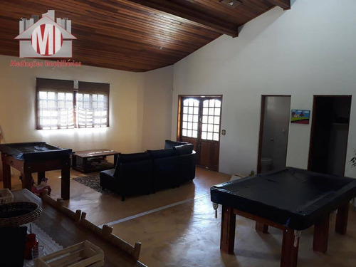 chácara com 04 dormitórios à venda, 2800 m² por r$ 450.000 - zona rural - pinhalzinho/sp - ch0010
