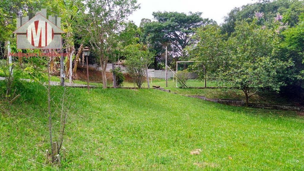 chácara com 04 dormitórios à venda, 4200 m² por r$ 495.000 - mãe dos homens - bragança paulista/sp - ch0276