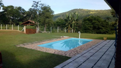 chácara com 05 dormitórios à venda, 24000 m² por r$ 400.000 - rural - socorro/sp - ch0414