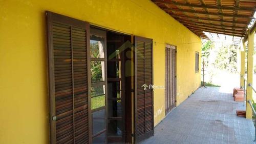 chácara com 1 dorm, vila cristina, embu-guaçu - r$ 380.000,00, codigo: 404 - v404