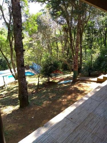 chácara com 1 dormitório à venda, 1000 m² por r$ 150.000,00 - verava - ibiúna/sp - ch0148