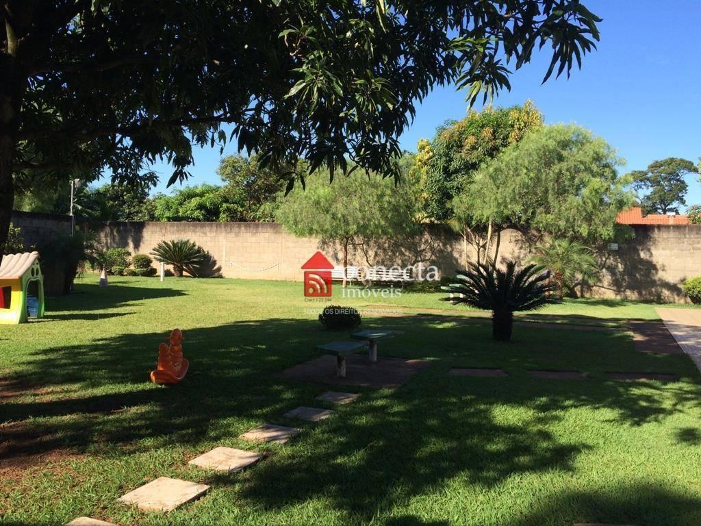 chácara com 1 dormitório à venda, 2325 m² por r$ 1.750.000,00 - santa terezinha - paulínia/sp - ch0014