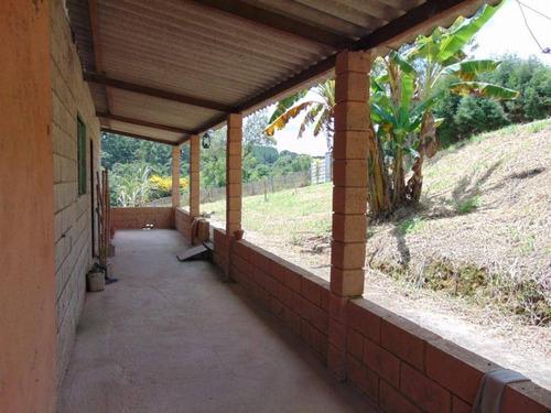 chácara com 1 dormitório à venda, 2800 m² por r$ 110.000 - verava - ibiúna/sp - ch0275