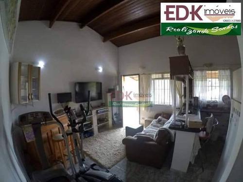 chácara com 1 dormitório à venda, 3120 m² por r$ 1.500.000,00 - itaim - taubaté/sp - ch0071