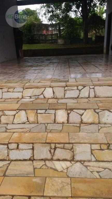 chácara com 1000 m² à venda por r$ 380.000 - parque da represa - paulínia/sp - ch0023