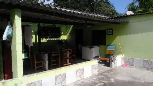 chácara com 2 dormitórios e escritura, itanhaém - ref 3035-p