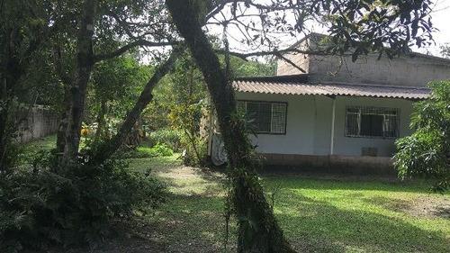 chácara com 2 dormitórios e escritura - ref 4318-p
