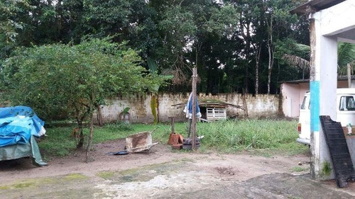 chácara com 2 dormitórios em itanhaém-sp, jardim coronel!!!
