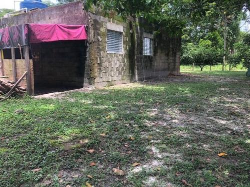 chácara com 2 dormitórios em itanhaém-sp - ref 3915-p