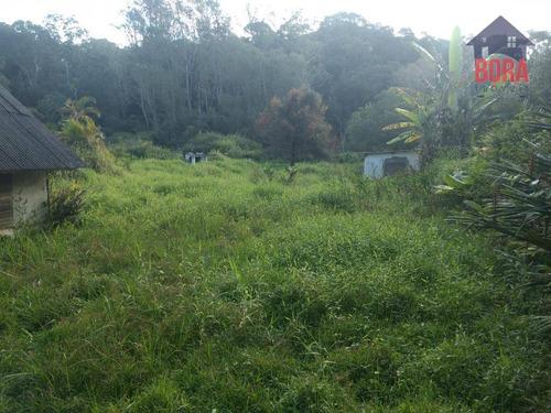chácara com 2 dormitórios à venda, 1000 m² por r$ 120.000 - ch0255