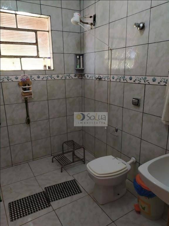 chácara com 2 dormitórios à venda, 1000 m² por r$ 150.000,00 - roseira - mogi guaçu/sp - ch0029